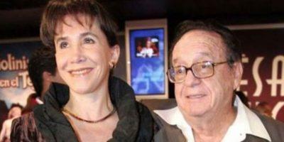 """""""Chespirito"""" murió de Parkinson confiesa Florinda Meza"""