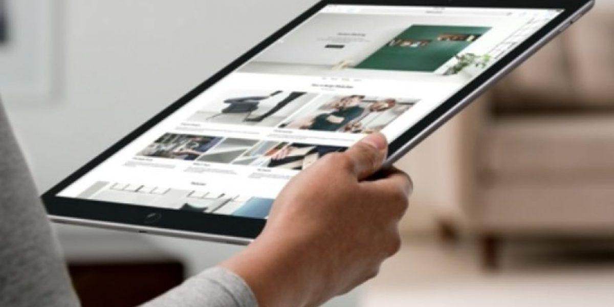 Fotos: iPad Pro, la nueva tableta de 12.9 pulgadas de Apple