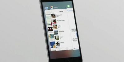 Fotos: Este es el nuevo iPhone 6s con pantalla