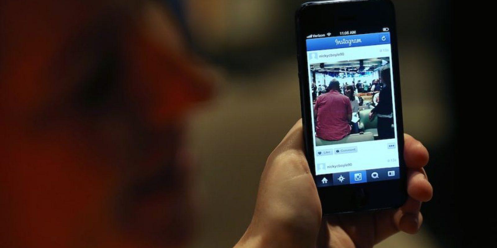 Las fotos y videos se pueden compartir a redes sociales como Facebook, Twitter, Tumblr, Foursquare y Flickr. Foto:Getty Images