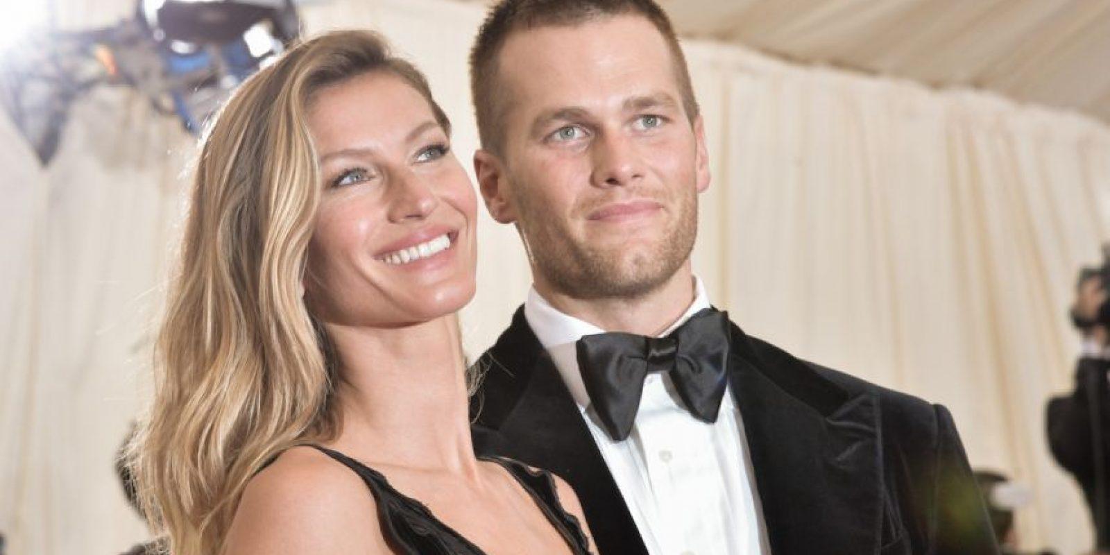 1. Gisele Bunchen (Tom Brady / New England Patriots) Foto:Getty Images