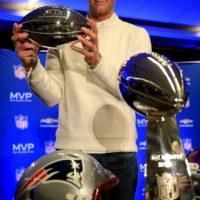 En el 2000 fue reclutado por los New England Patriots en la sexta ronda como la selección 199, justo cuando él creía que nadie lo iba a escoger. Foto:Getty Images