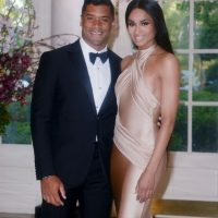 2. Ciara (Russell Willson / Seattle Seahawks) Foto:Getty Images