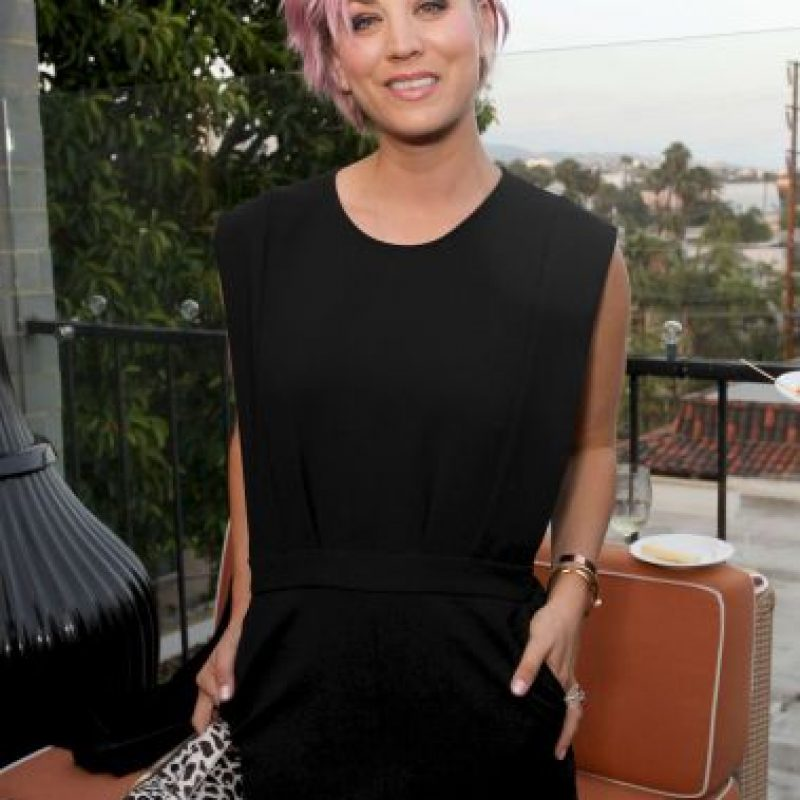 "Kaley Cuoco-Sweeting (""The Big Bang Theory"") Foto: Getty images"