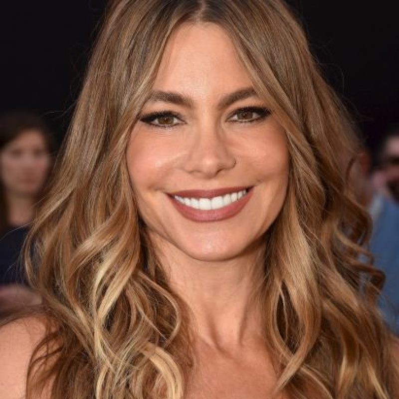 "Sofía Vergara (""Modern Family"") Foto: Getty images"