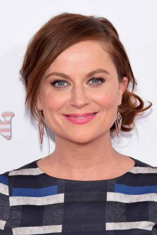 """6. Amy Poehler (""""Parks and Recreation"""") Foto:Getty images"""