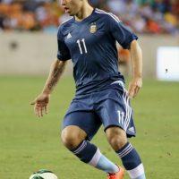 5. Sergio Agüero (Argentina, Manchester City) Foto:Getty Images