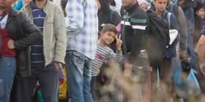 Mientras, Polonia recibirá nueve mil 287 refugiados. Foto:Getty Images