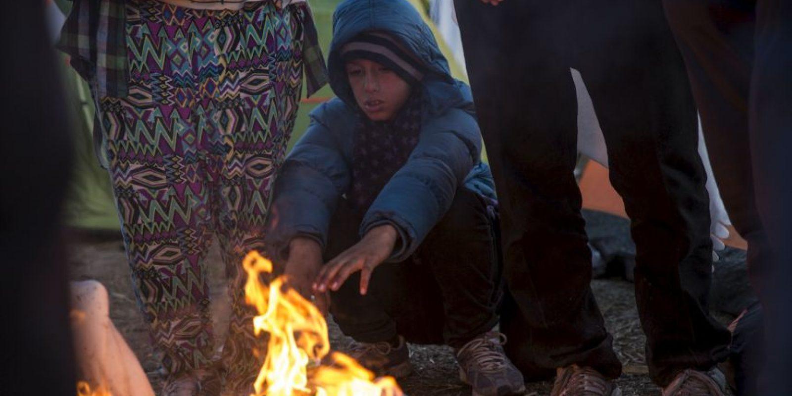 Le sigue Francia, con 24 mil 031 refugiados. Foto:Getty Images