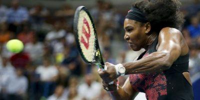 Sería la cuarta mujer que gana el Grand Slam en una temporada Foto:Getty Images