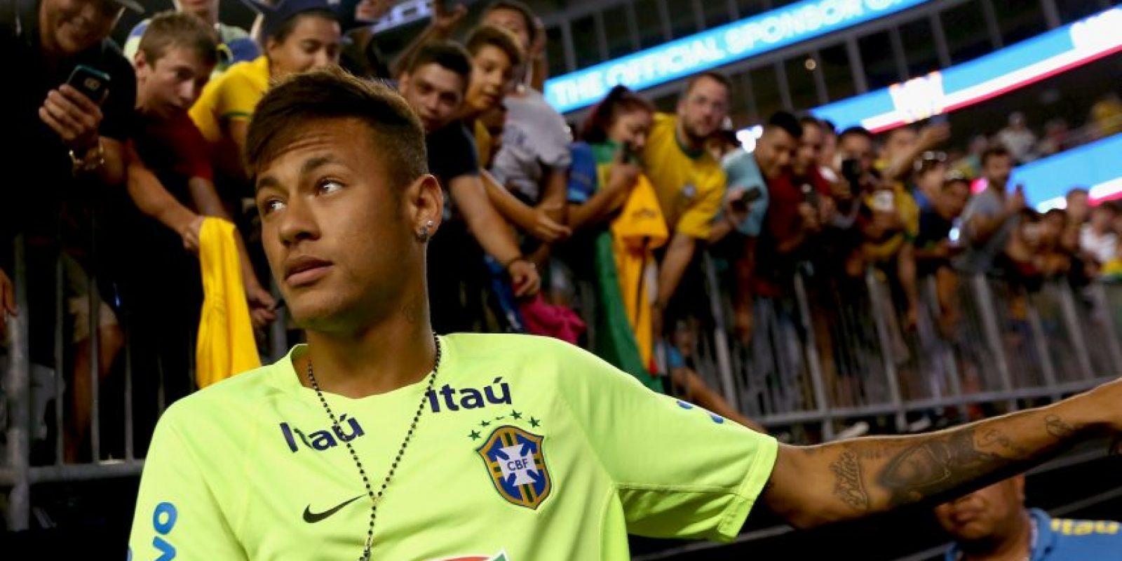 El crack brasileño se cotiza en 80 millones de euros Foto:Getty Images