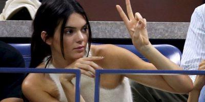 Así vivió Kendall Jenner el partido entre las hermanas Williams en el US Open