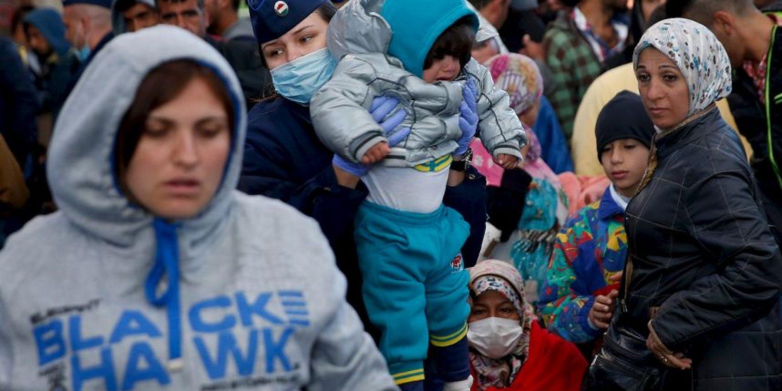 También se dedica a proteger y ofrecer servicios a los niños. Pueden hacer su donativo vía web o en la oficina local. Foto:Getty Images