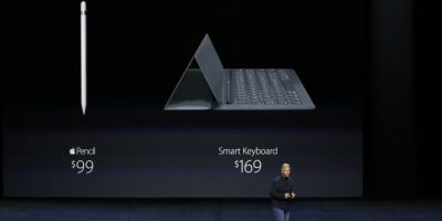 Precios de Apple Pencil y Smart Keyboard. Foto: Getty Images