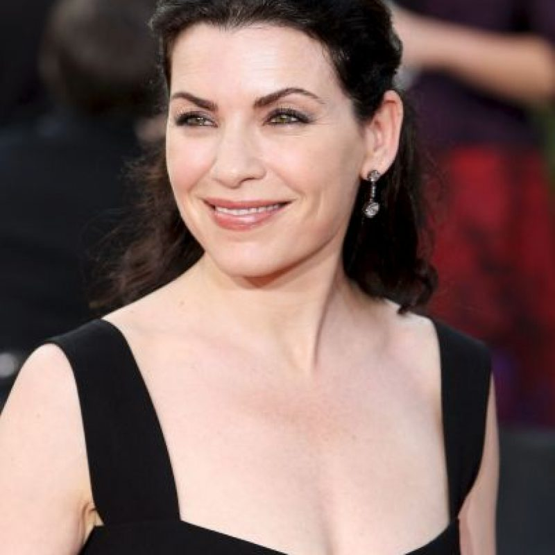 """Juliana Margulies (""""The Good Wife"""") Foto:Getty images"""