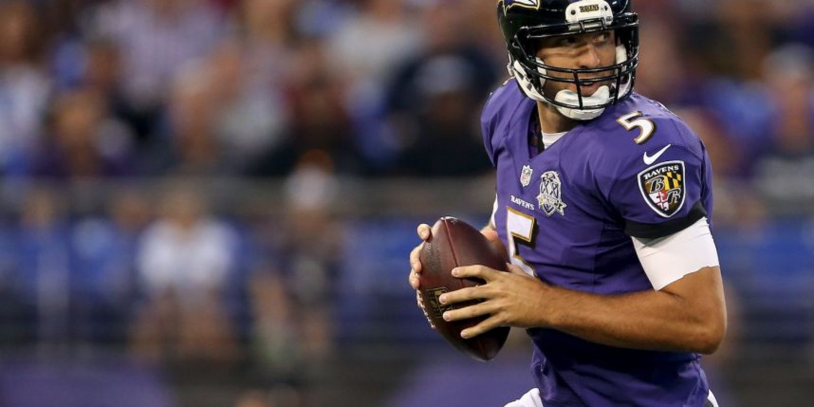 Joe Flacco Foto: Getty Images