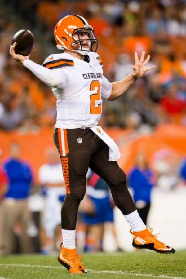 Johnny Manziel Foto: Getty Images