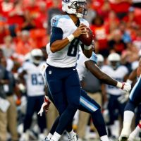 Marcus Mariota Foto: Getty Images