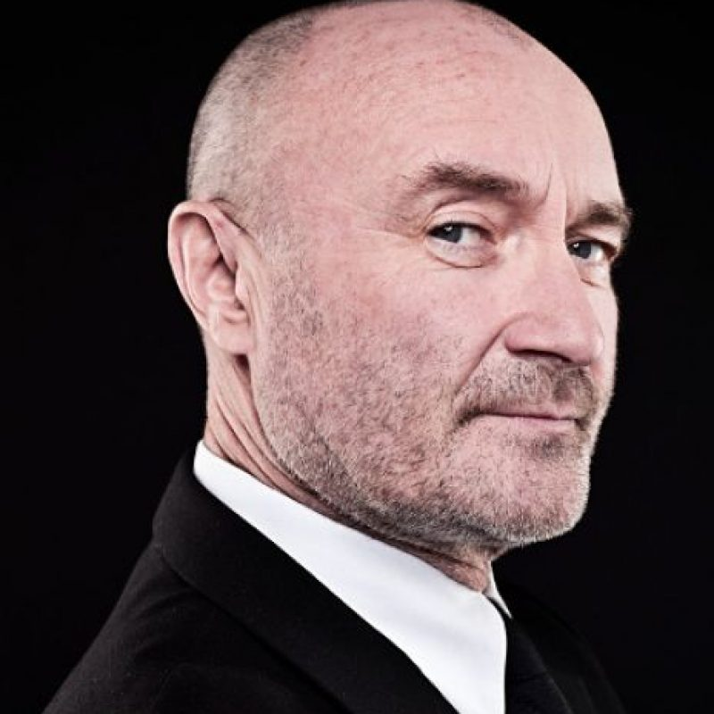 Y Phil Collins Foto:Twitter