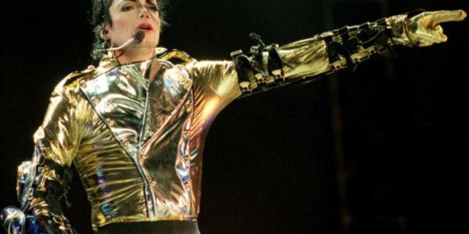 De Michael Jackson se dijo que apareció en Neverland, días después de su muerte. Foto:vía Getty Images