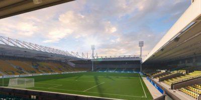 Carrow Road (Norwich City, Barclays Premier League) Foto:EA Sports