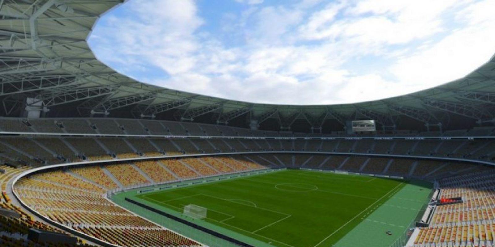 King Abdullah Sports City (Al-Ittihad y Al-Ahli, Abdul Latif Jameel League de Arabia Saudita) Foto:EA Sports