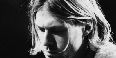 Cobain supuestamente le pidió besar el computador y luego se esfumó. Foto:vía Getty Images