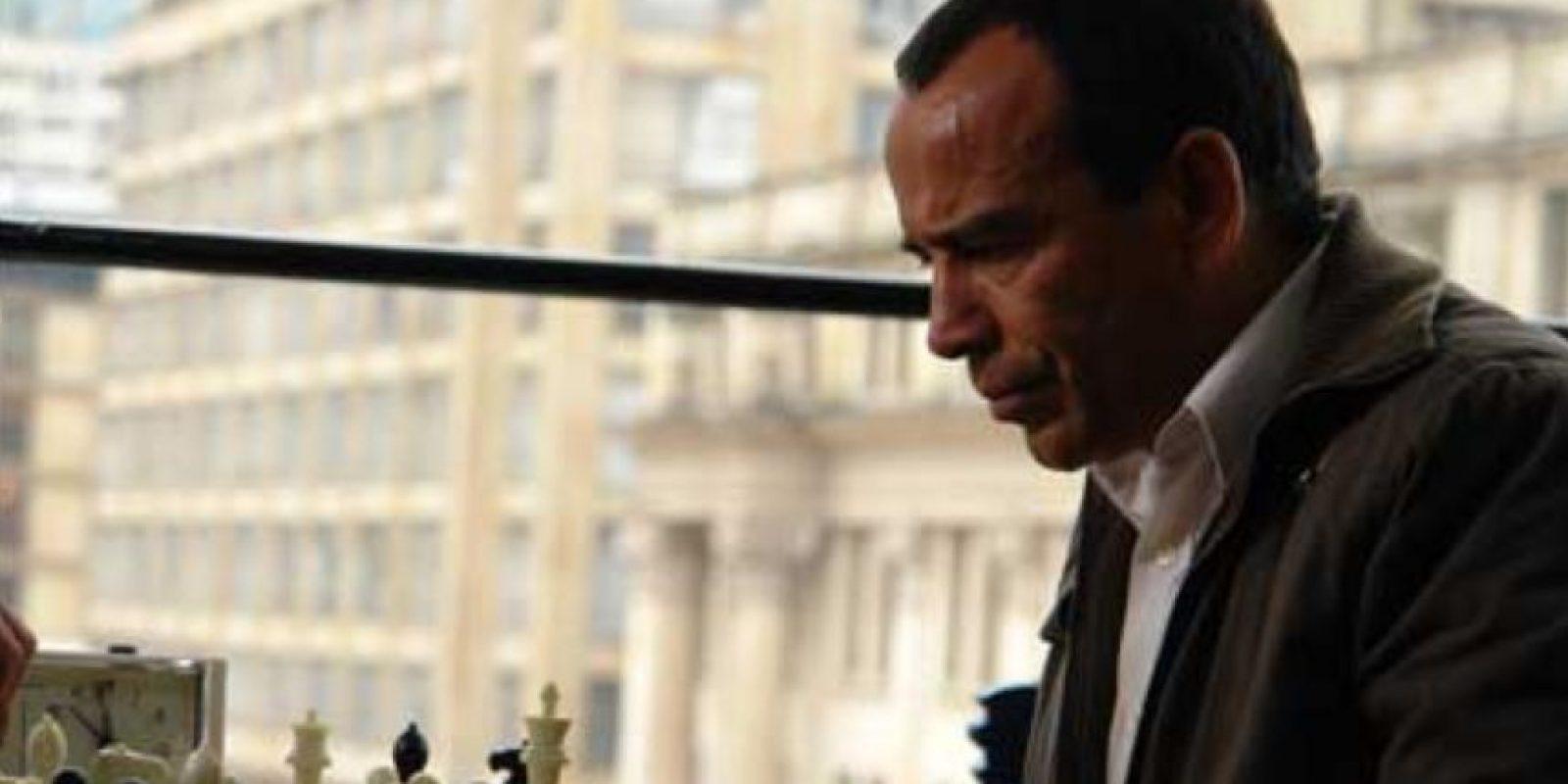"""Campo Elías Delgado es protagonista de la novela """"Satanás"""", de Mario Mendoza. En la película fue interpretado por el mexicano Damián Alcázar. Foto:vía Proyecto Tucán"""