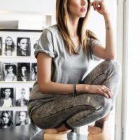 """Satta ha aparecido en revistas como """"Maxim"""" o """"Sports Illustrated"""". Foto:Vía instagram.com/melissasatta"""