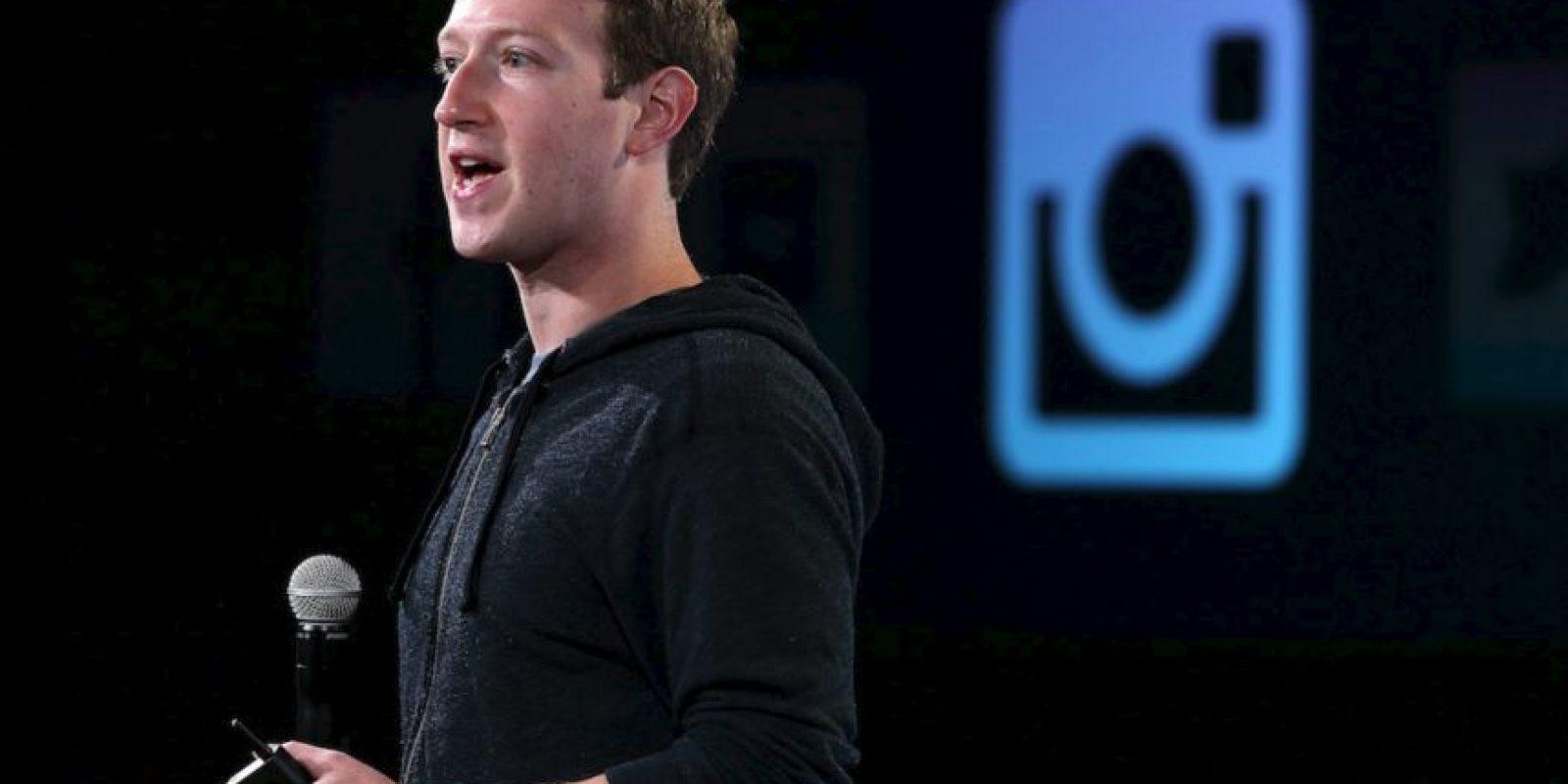 Facebook la adquirió en 2012 por mil millones de dólares Foto:Getty Images