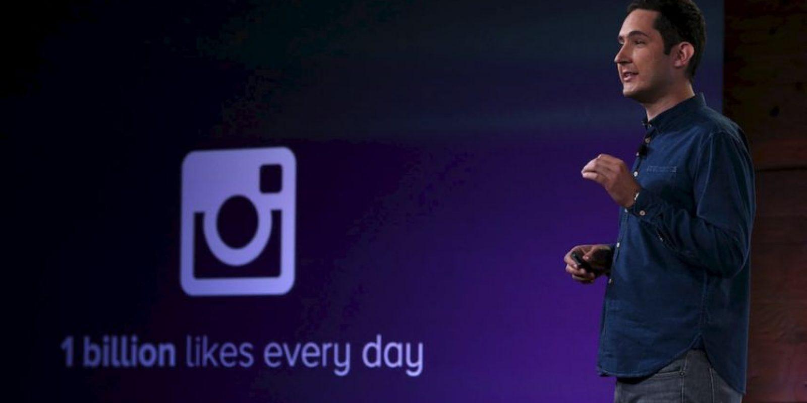 Kevin Systrom es el actual CEO Foto:Getty Images