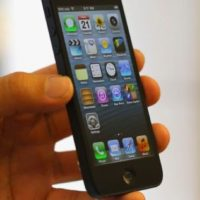 iPhone 5 (2012) Foto:Getty Images