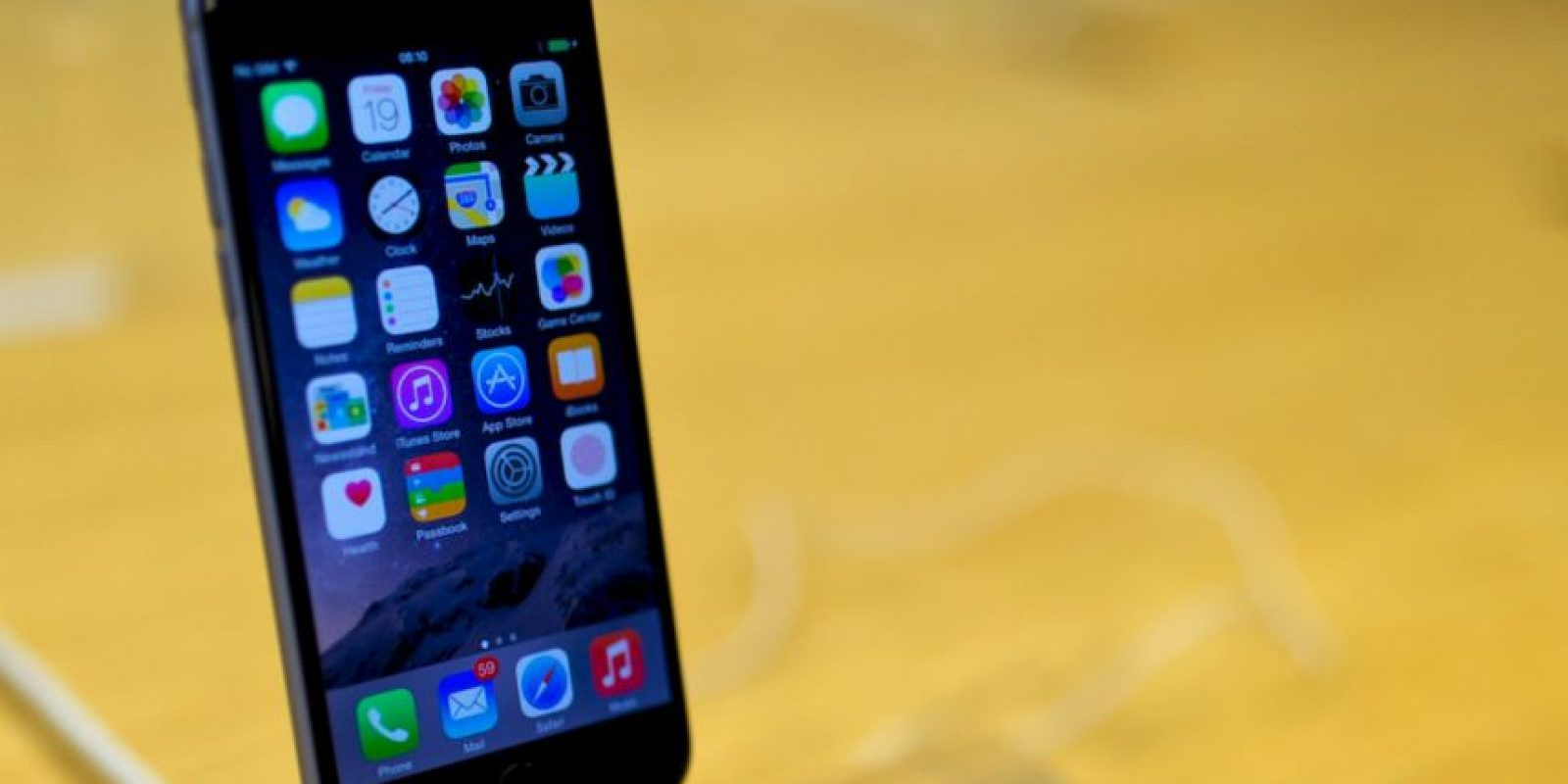 iPhone 6 (2014) Foto:Getty Images