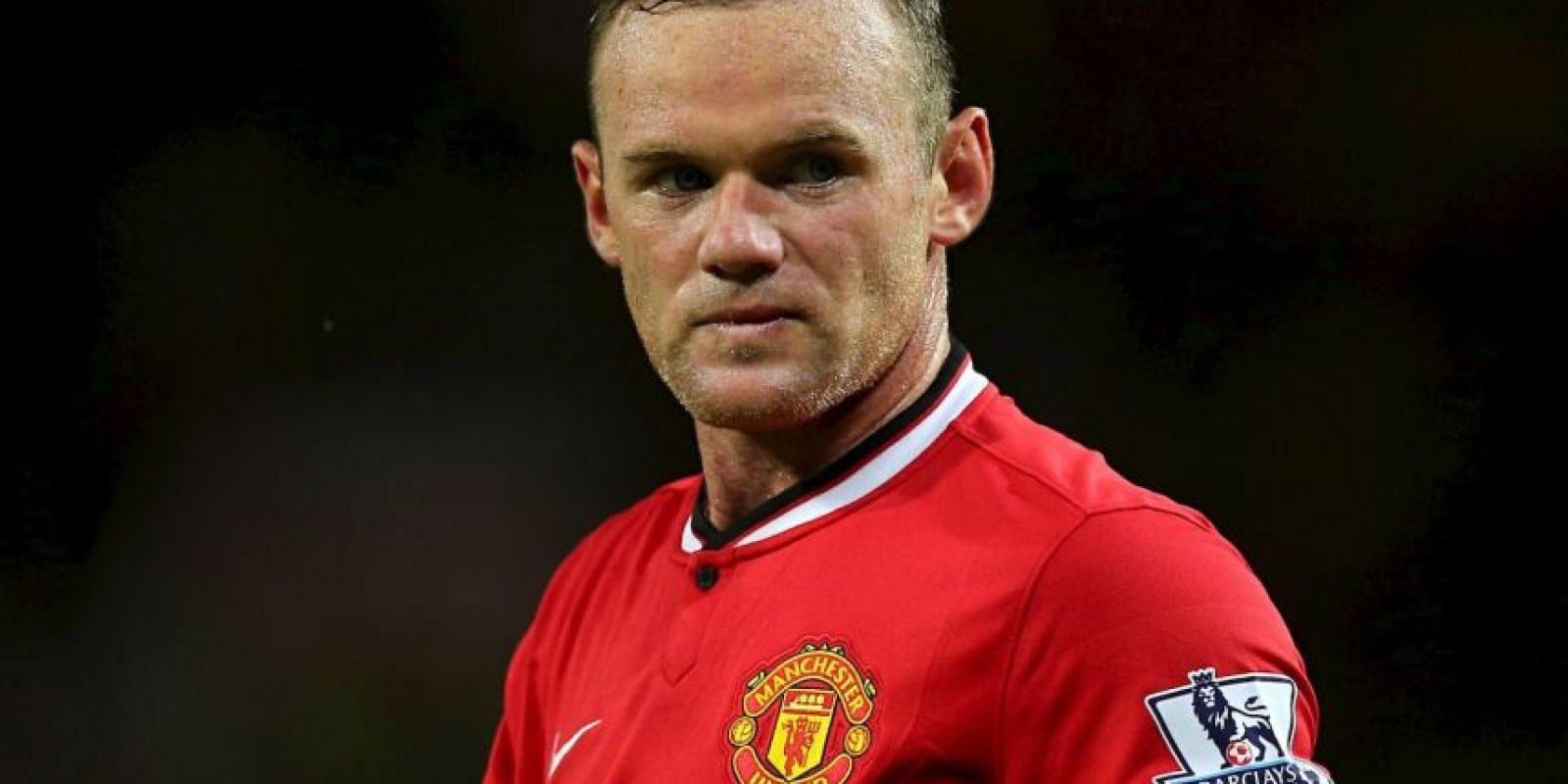 El inglés Wayne Rooney Foto:Getty Images