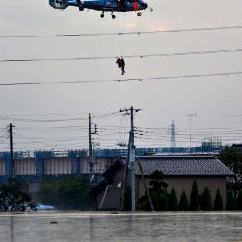 Al menos 100 mil habitantes han sido desplazados Foto:AFP