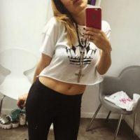 Ahora tiene 23 años. Foto:vía instagram.com/salazarcamille