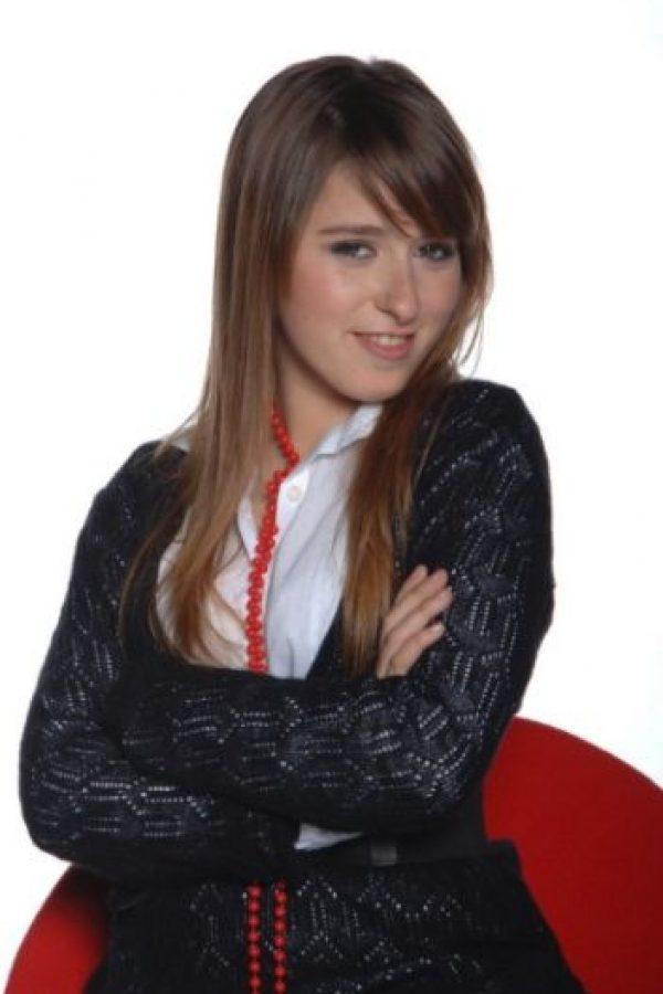 """Su papel en la telenovela fue el de """"Pia Zanetti"""" Foto:vía instagram.com/basnicar"""