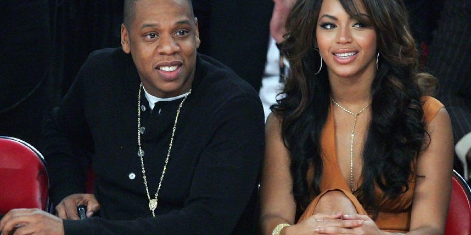 Antes de iniciar un romance, la pareja compartió una amistad de año y medio. Foto:Getty Images