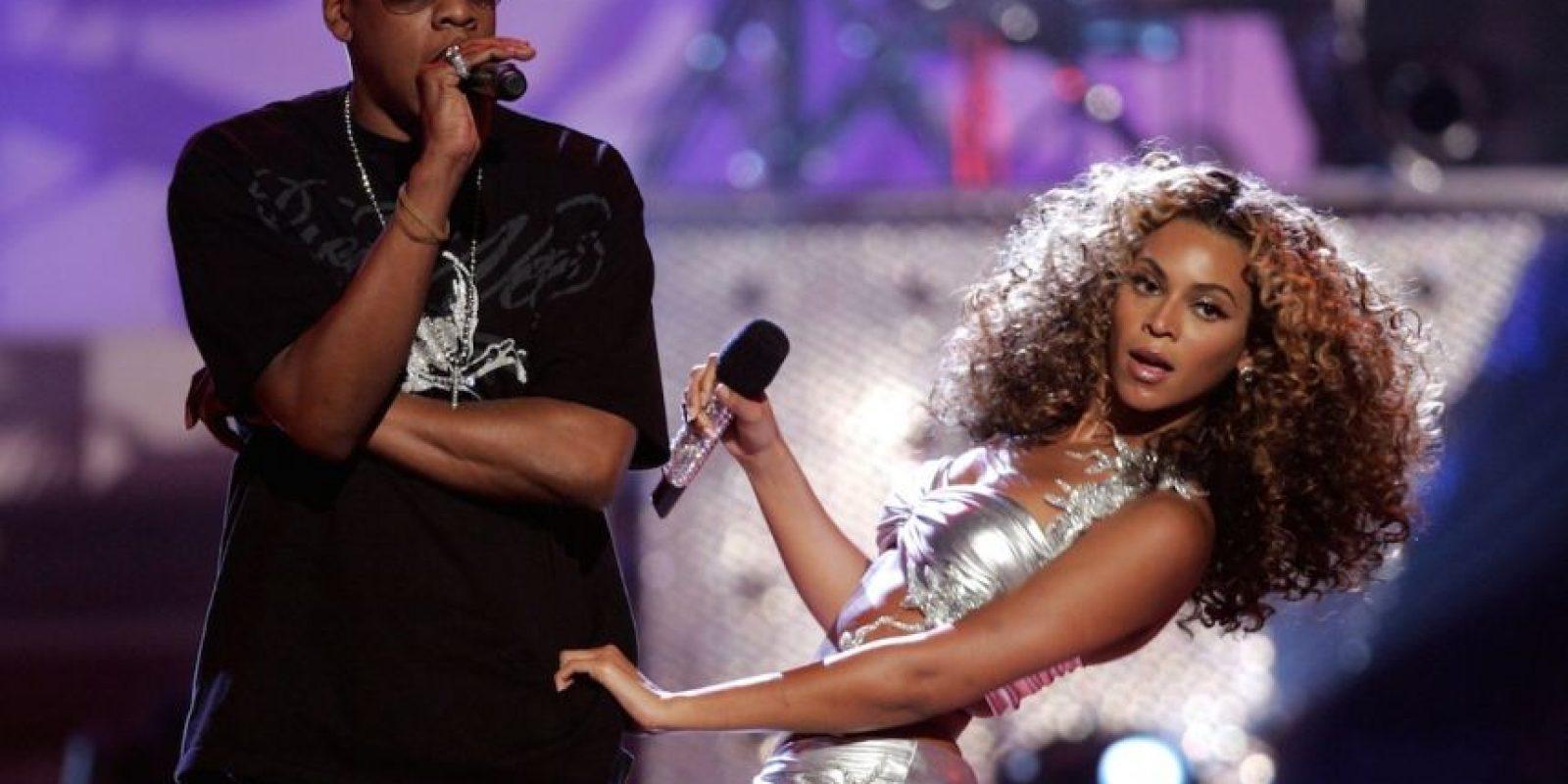 """""""Tenía 18 cuando recién lo conocí, 19 cuando comenzamos a salir"""", comentó Beyoncé en una entrevista con Oprah. Foto:Getty Images"""
