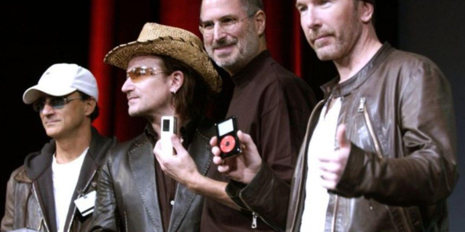 En el año 2000 se convierte en CEO permanente de Apple. Foto:Getty Images
