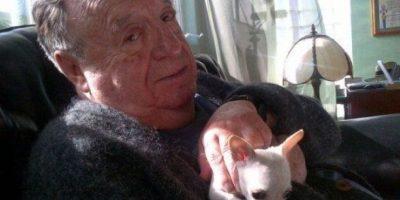 La enfermedad de Parkinson en etapa tardía que padecía, aceleró su deterioro físico. Foto:Facebook/Roberto Gómez Bolaños