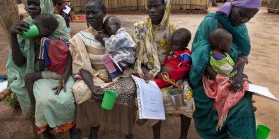 Su uso ha incrementado en los últimos años. Se cree que 3 de cada 4 niños con desnutrición pueden recuperarse con estos alimentos terapéuticos. Foto:Getty Images