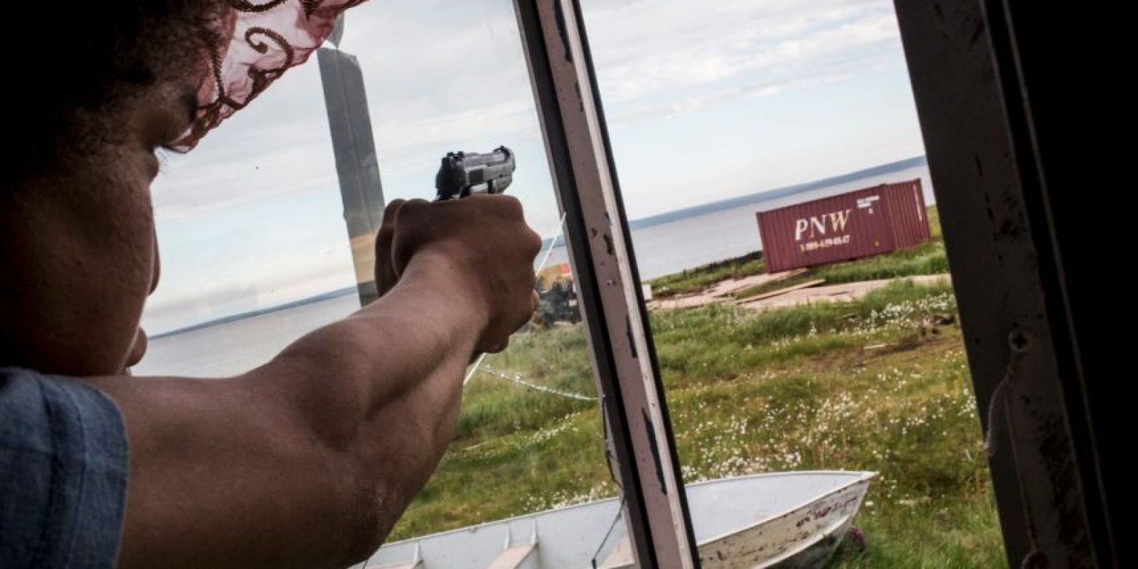 La industria de armas está evaluada en miles de millones de dólares. Foto:Getty Images