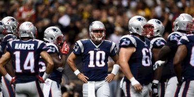 Solo tendrían uno menos que Pittsburgh Steelers Foto:Getty Images