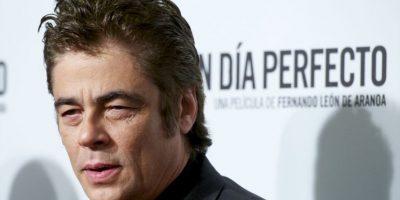 Interpretado por Benicio del Toro Foto:Getty Images