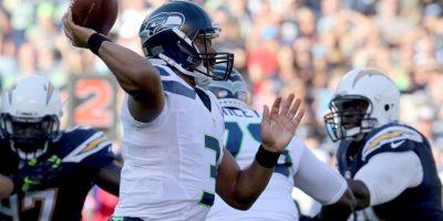 4. Wilson ha llegado a los últimos dos Super Bowl con Seattle Seahawks y buscará el tercero de forma consecutiva Foto:Getty Images