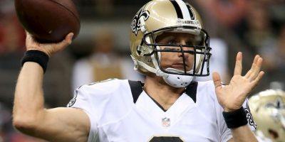 1. Drew Brees¡ Foto:Getty Images