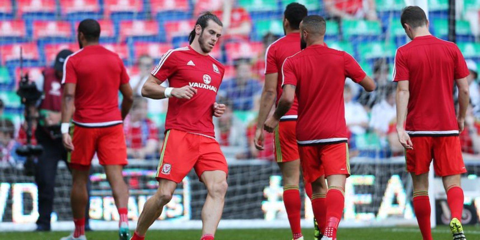 Los galeses son el primer lugar del grupo B de los clasificatorios europeos con 18 puntos en 8 partidos. Foto:Getty Images