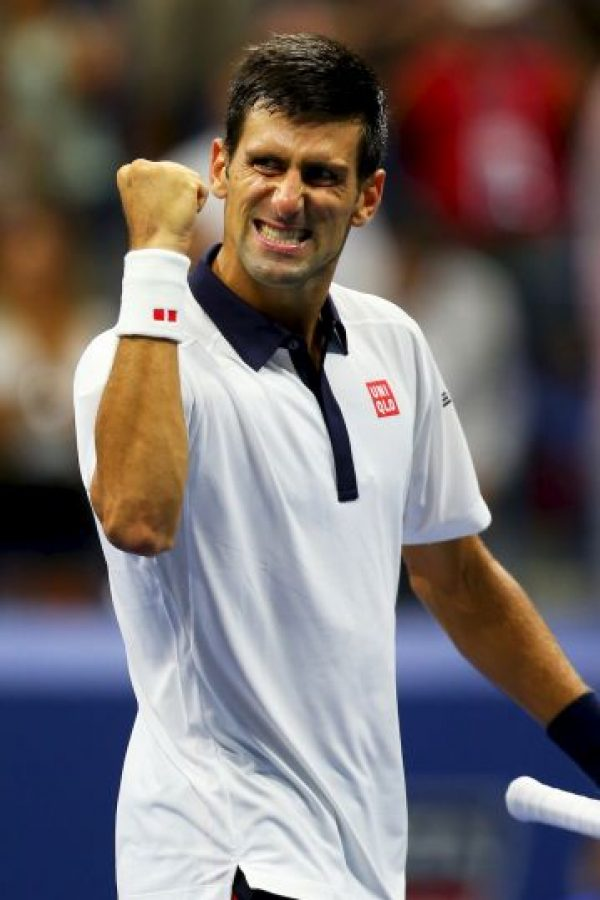 Es actualmente el número 1 del ranking ATP y en su palmarés tiene 9 títulos de Grand Slam. Foto:Getty Images