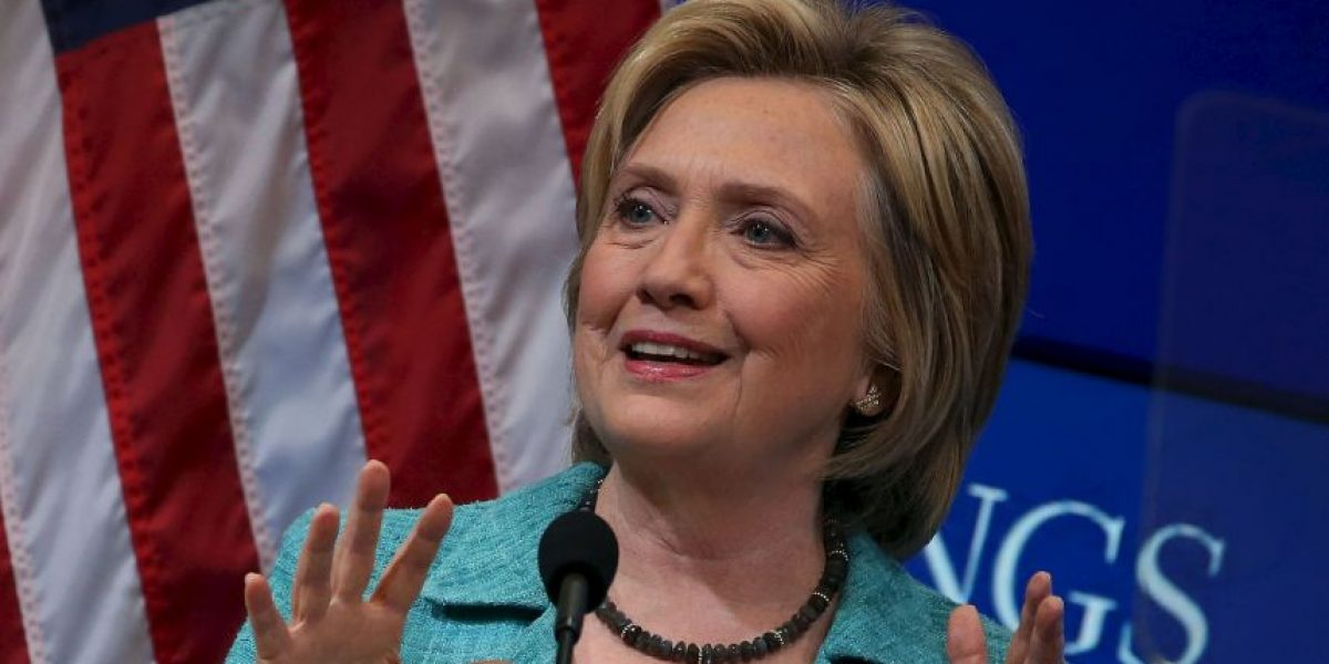 Clinton apoya acuerdo nuclear con Irán y asegura atacar en caso de que no se cumpla